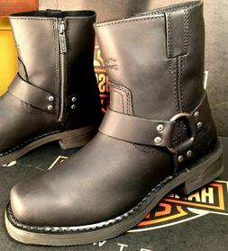 Harley-Davidson Motorcycle Boots El Paso Riding Shoes Square