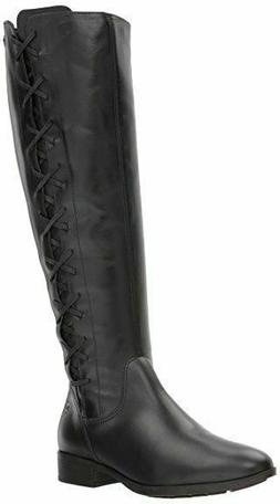 Harley-Davidson Women's Carrwood 16.5-Inch Black Leather Mot