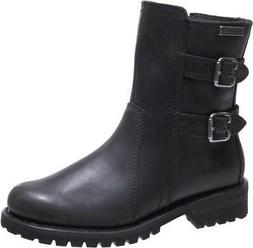 Harley-Davidson Women's Fillon 6-Inch Black or Grey Motorcyc