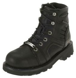 Harley-Davidson Women's Leila Waterproof FXRG Leather Motorc