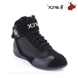 herobiker motorcycle boots moto riding genuine cow