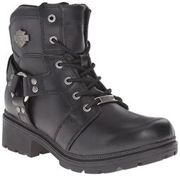 Harley Davidson Women's Jocelyn Lace Up Boots  - 11.0 M