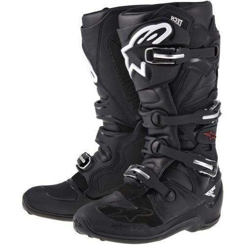 2018 tech 7 boots 11 black