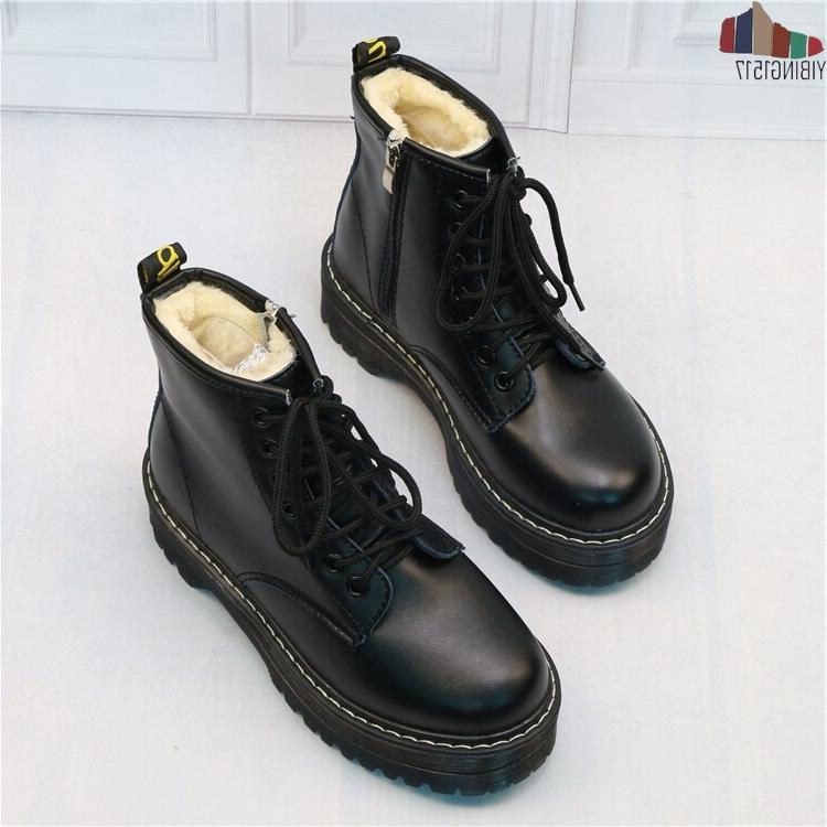 2019 Nwq Shoes Winter Women <font><b>Boots</b></font> Leather Mujer