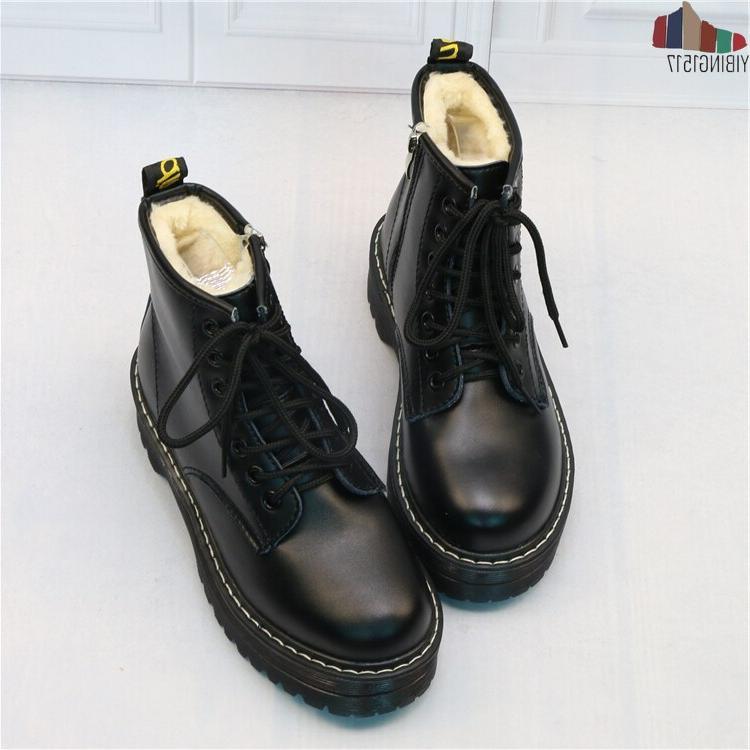 2019 Nwq Shoes Zippers, <font><b>Casual</b></font> Winter Warm Women Ankle <font><b>Boots</b></font> Leather