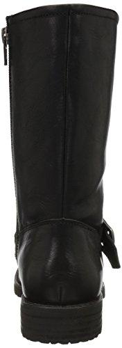 206 Collective Moto Boot, Black, B