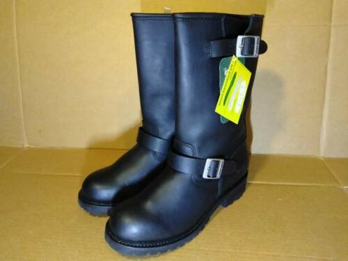 AdTec Men's Engineer Boot, 13 M US