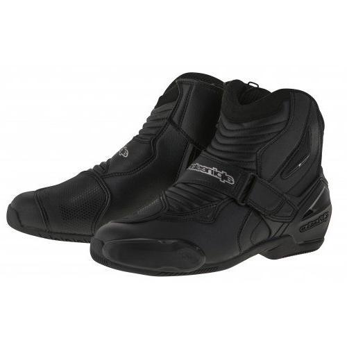 Alpinestars SMX-1R Men's Street Motorcycle Boots - Black / 4