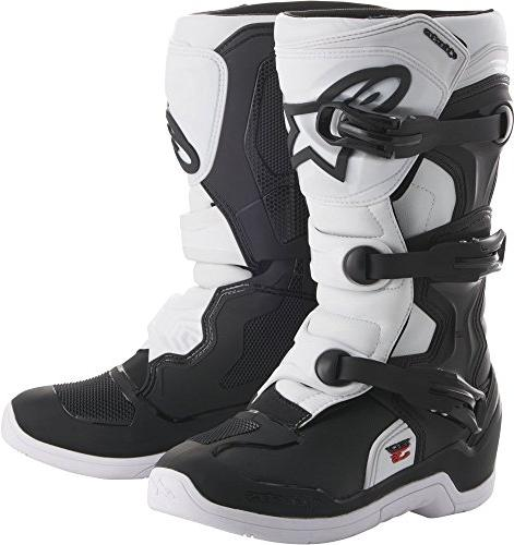 Alpinestars Tech 3S Youth Motocross Off-Road Motorcycle Boot
