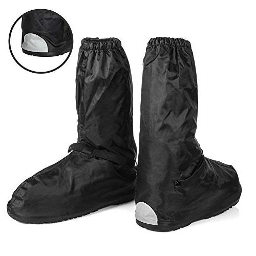 Anti-Slip Waterproof Boot Rain Covers for Shoes Motorcycle B
