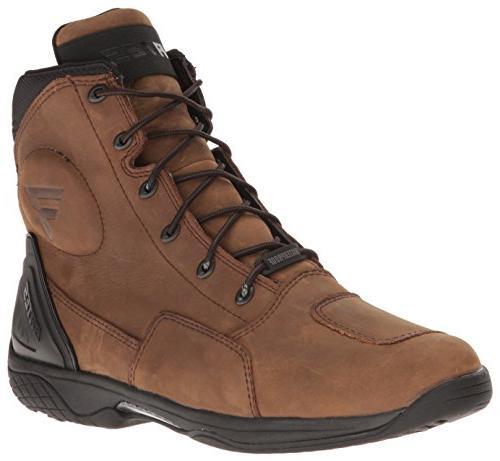 Bates Men's Adrenaline Work Boot, Brown, 9.5 M US