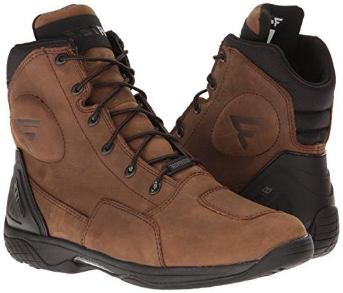 Boot, Brown, 9.5 US