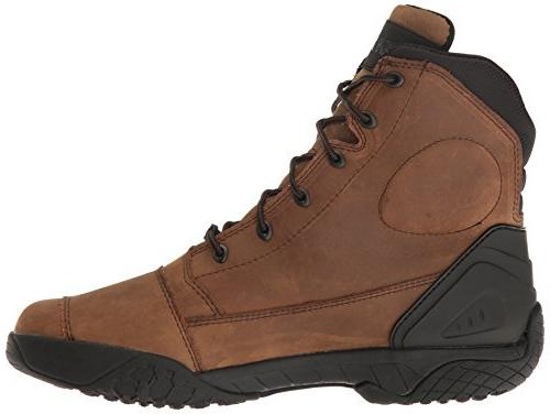 Bates Men's Work Boot, Brown, US