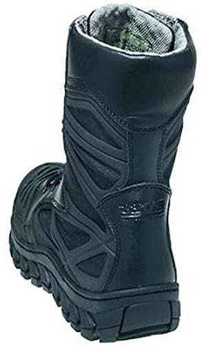 Bates Men's Reyes Motorcycle Boot,Black,11 M US