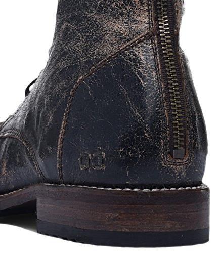 Bed|Stu Combat Boot Black