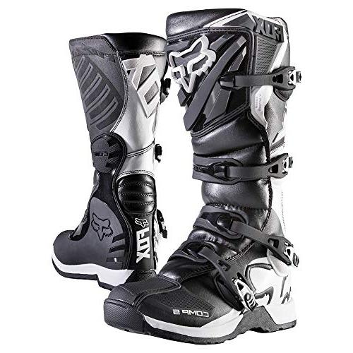 Fox Racing Comp 5 Men's Off-Road Motorcycle Boots - Black /