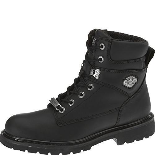 Harley-Davidson Men's Austwell Boot,Black,11 M US
