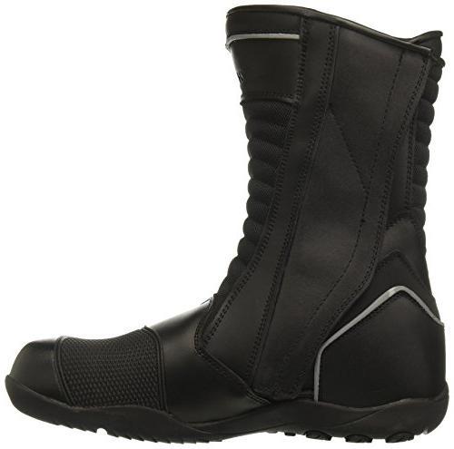Joe Rocket Men's FX Leather Motorcycle Boot