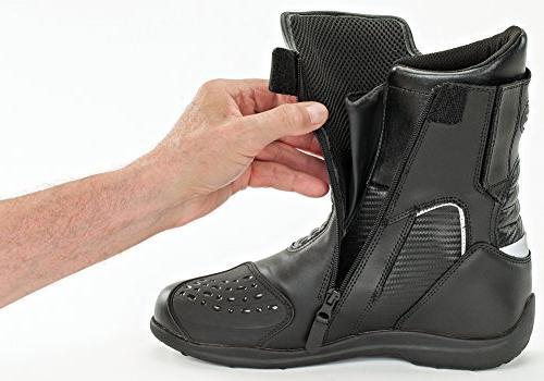 Joe Mens' Motorcycle - Black/Carbon Size: 10