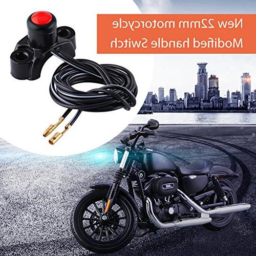"Keenso 7/8"" Handlebars Start Bike ATV"