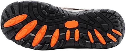 MODYF Men's Steel Work Shoes Hiking Boots