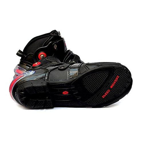 NEW Men's Motorcycle Boots