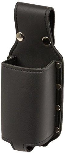 Shaf International SH598 Black Leather Bottle Holder