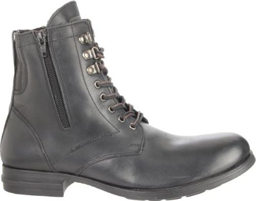 Stacy Adams Alley Boot,Black,8.5