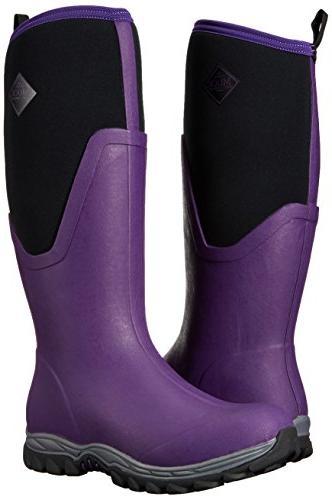 Muck Sport Acai Purple/Black, M