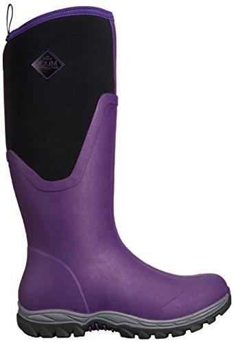 Muck Women's Acai Purple/Black, M US