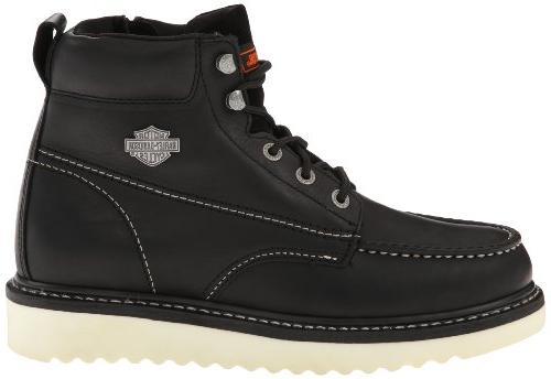 "Harley-Davidson 6"" Leather 10.5"