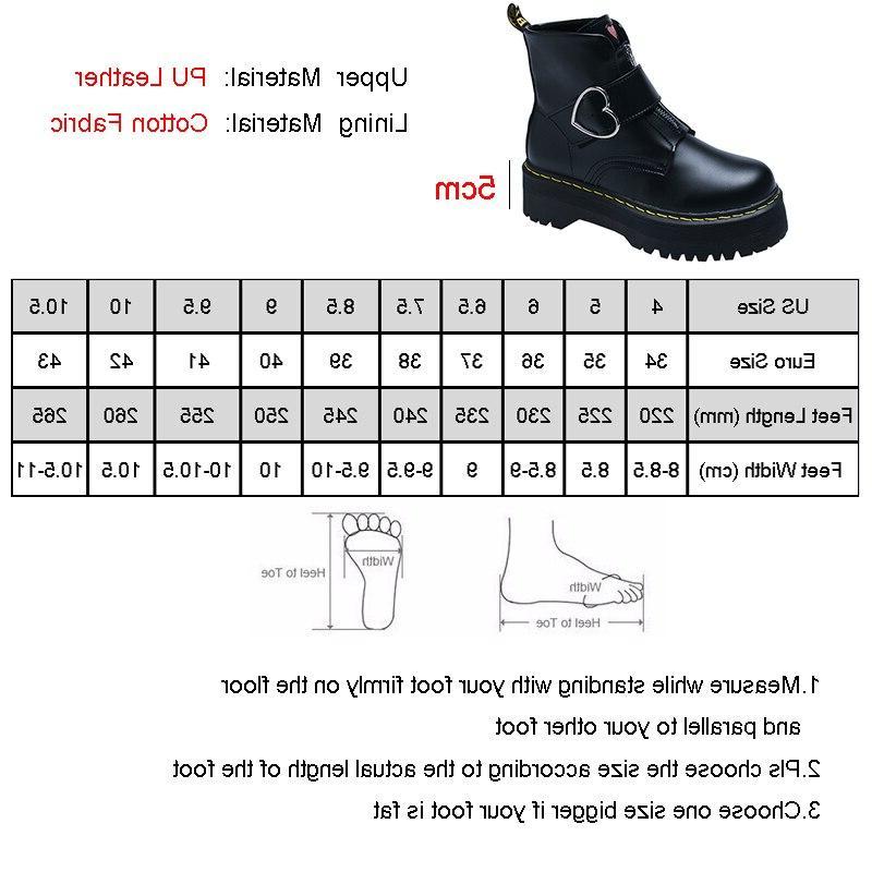 Black <font><b>Boots</b></font> Leather 2019 Autumn <font><b>Boots</b></font> Heart Platform <font><b>Boots</b></font> Heel Shoes P092