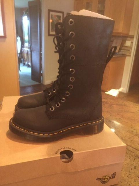 Brand new never doc martens smooth on on