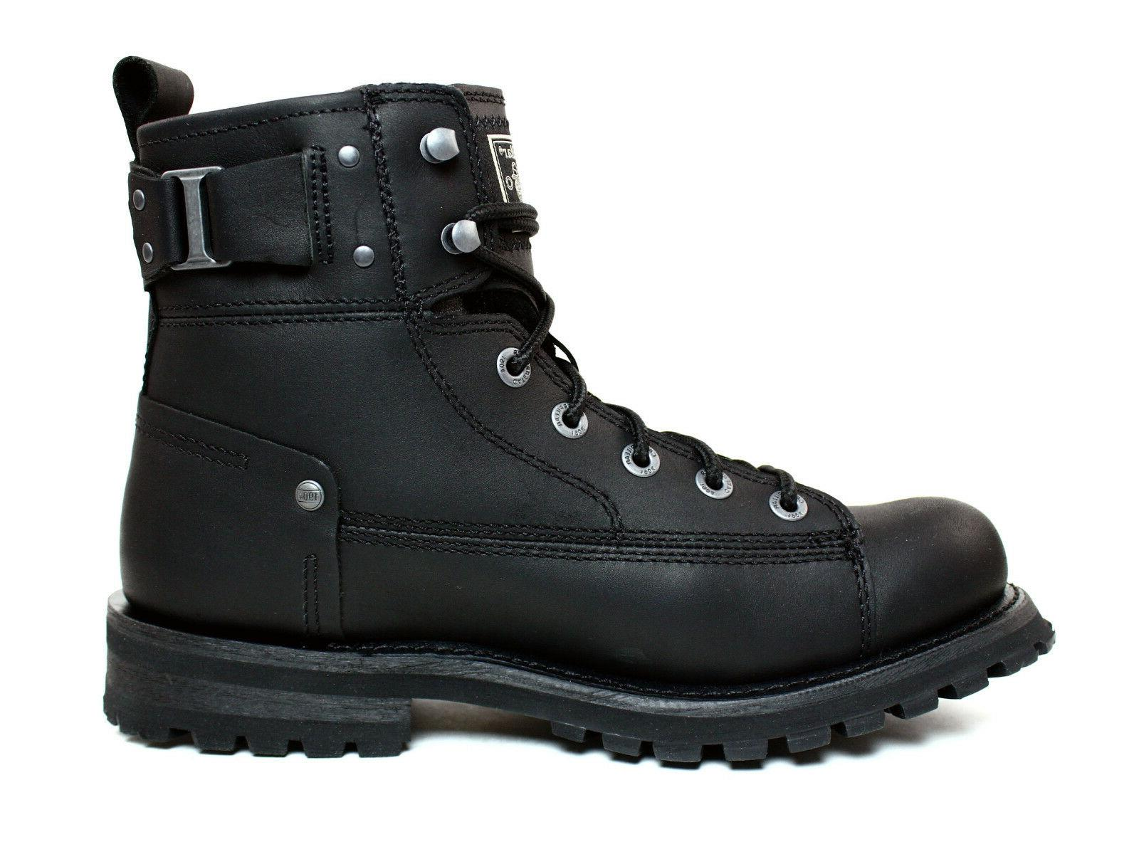 Caterpillar Mens Work Casual Leather Boots