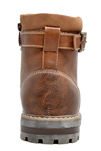 Bruno Brown Boots Size 10 M US