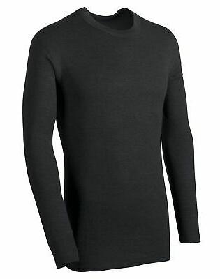 by champion mens thermals long sleeve base