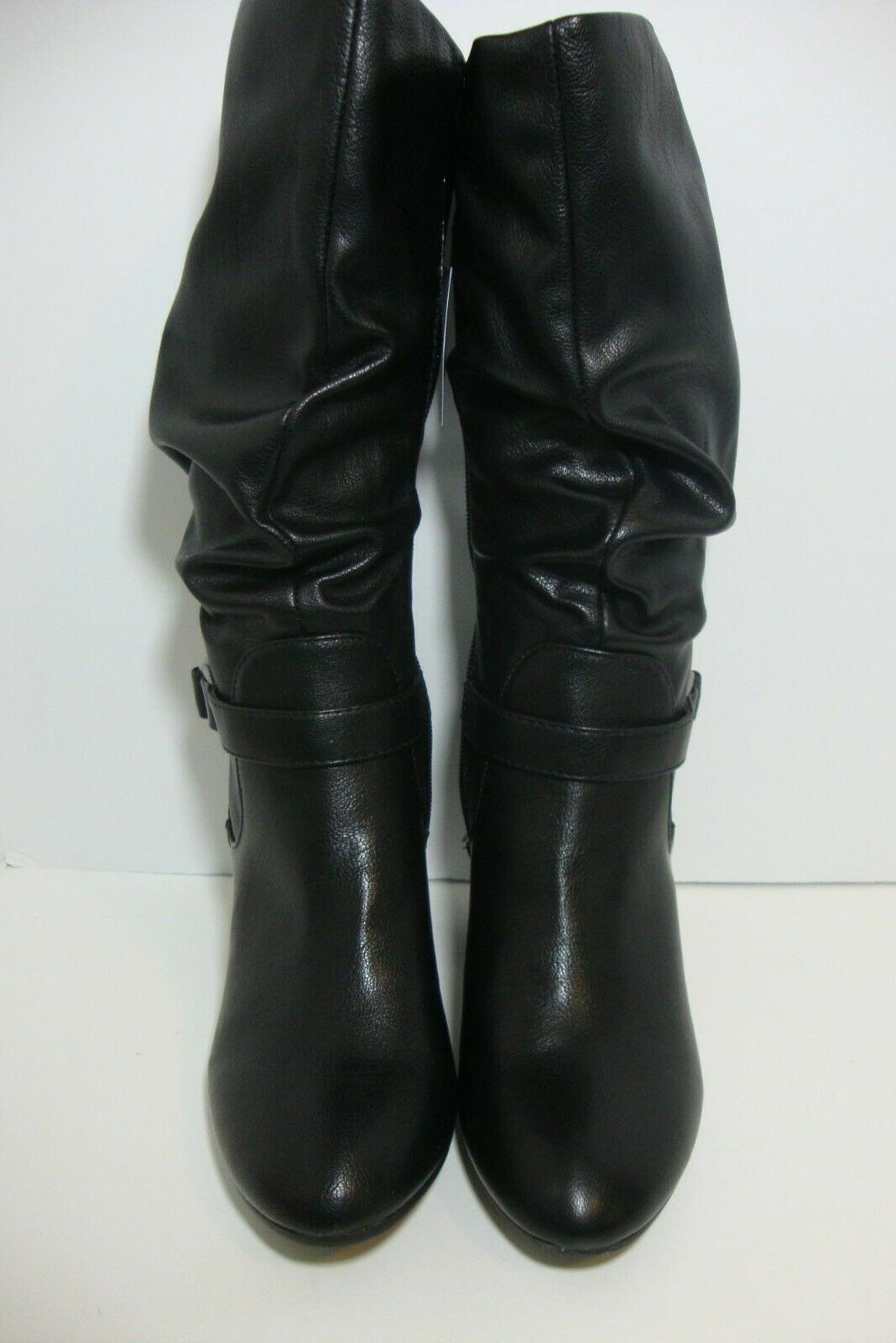 Calf Motorcycle Boots Soles 9