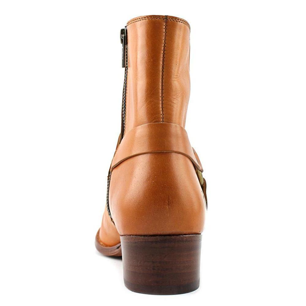 Frye Dara Boots Women Leather Booties Shoe