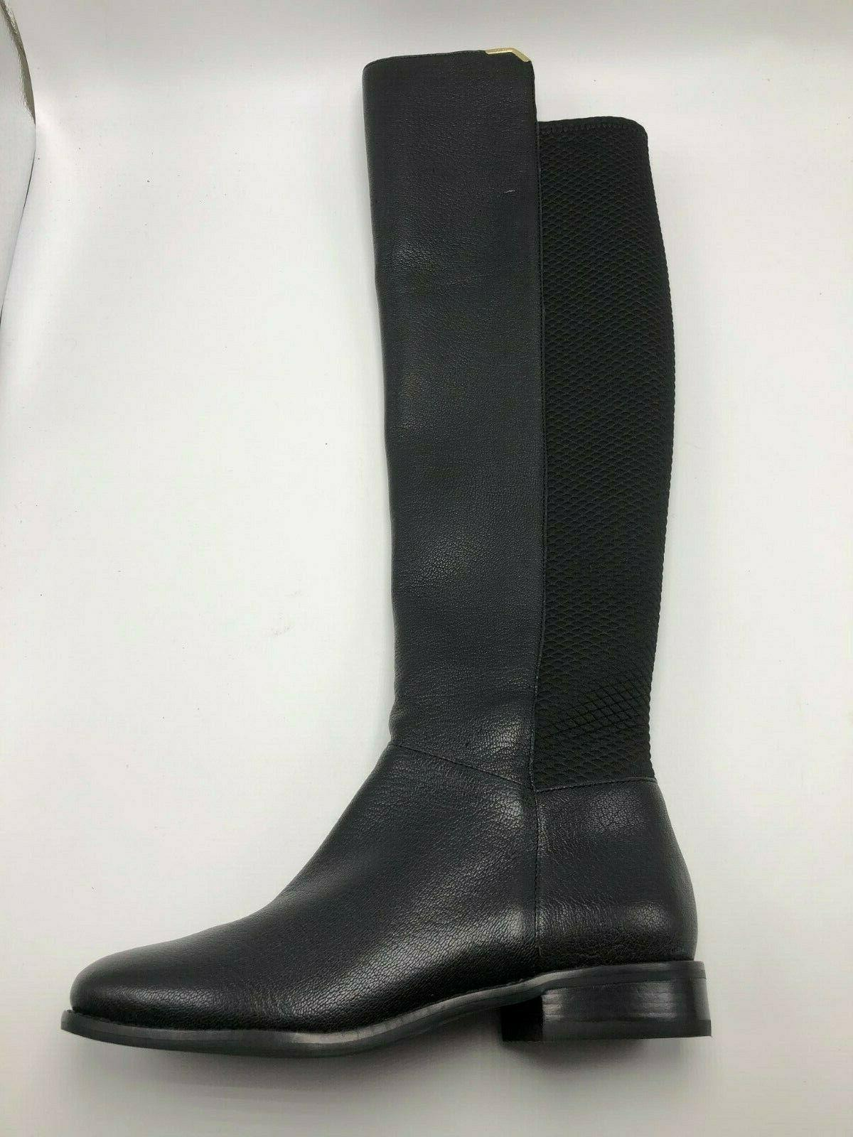Cole Haan Dutchess Boot Womens Leather Fashion - Knee-High