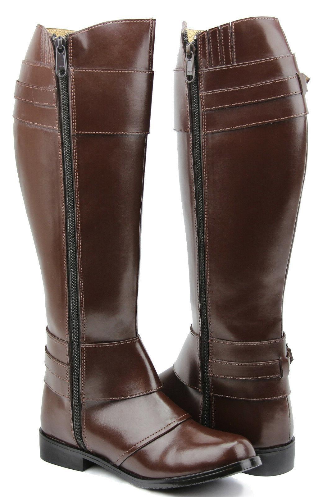 FAMMZ Ladies Fashion Tall Knee High Boots