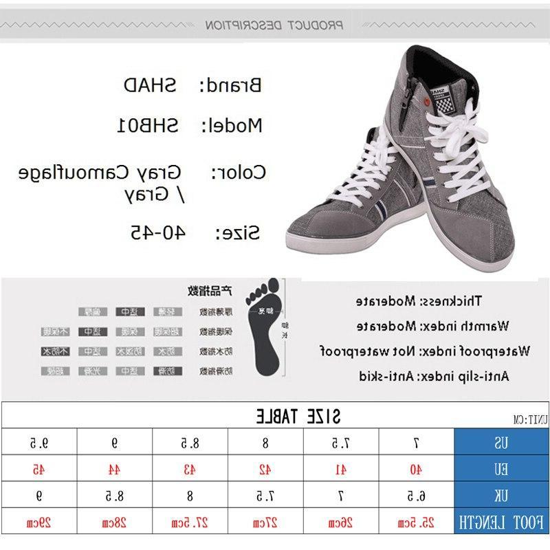 SHAD Fashion Motorbike <font><b>Boots</b></font> Street