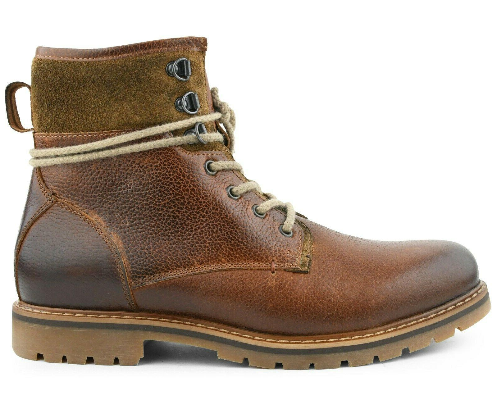 Genuine Leather Boots for Work