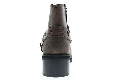 Harley-Davidson Brown Leather Boots Shoes
