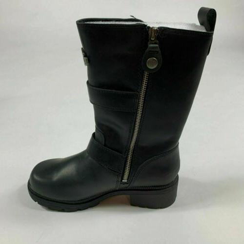 Harley Davidson Leather Riding Boots Womens US 5.5