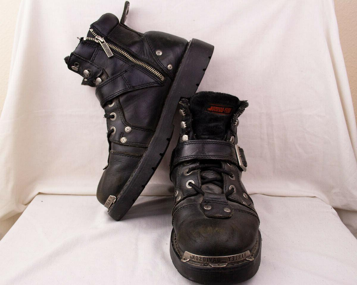 Harley Baker Boots Style 9.5