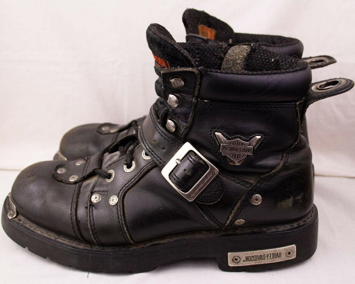 harley davidson baker motorcycle boots style d96083