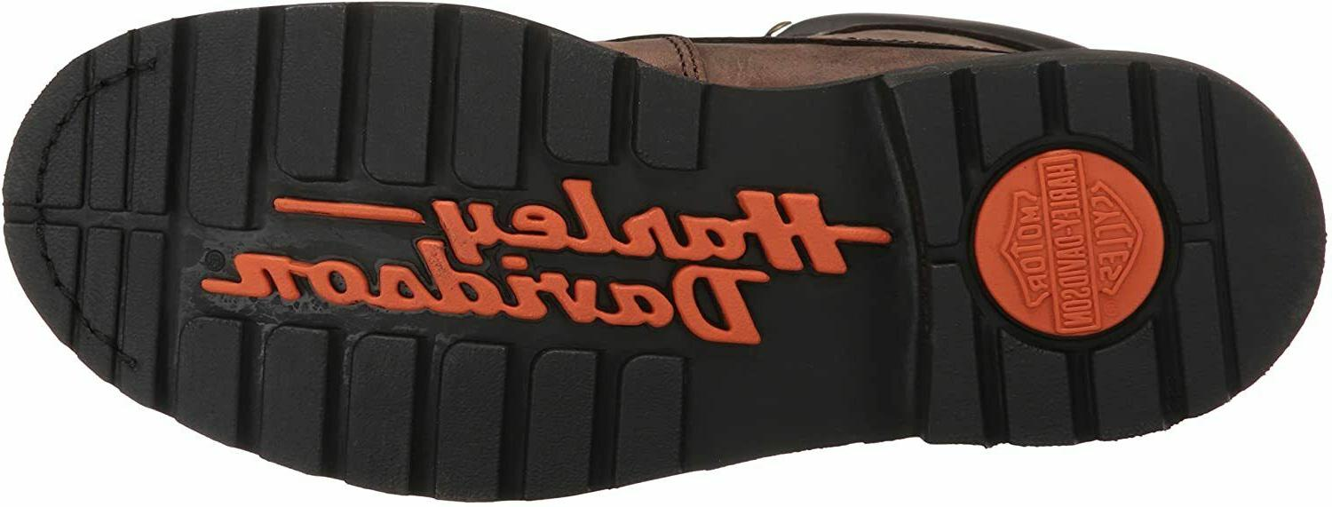 Motorcycle Brown Boots
