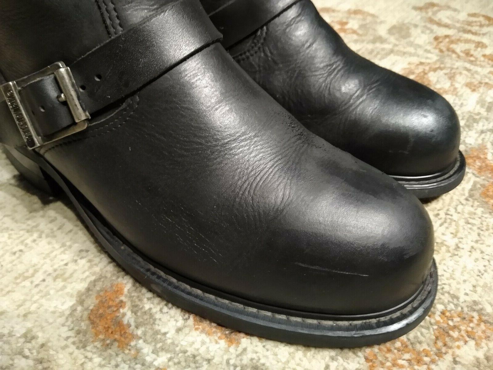 HARLEY SOFT BOOTS 10