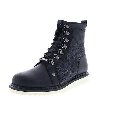 harley davidson bryant d93631 mens black leather