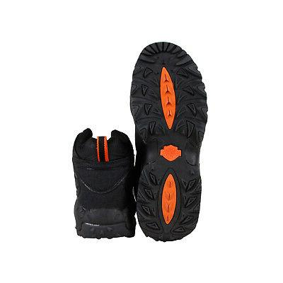 Harley-Davidson Toe Black Boots